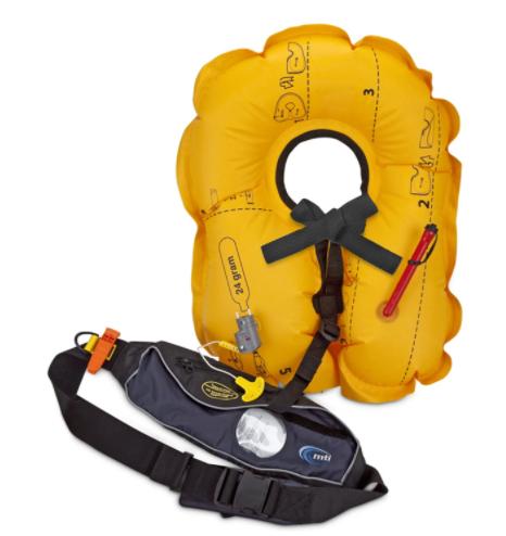 MTI Adventurewear Fluid 2.0 Inflatable Belt Pack PFD Life Jacket