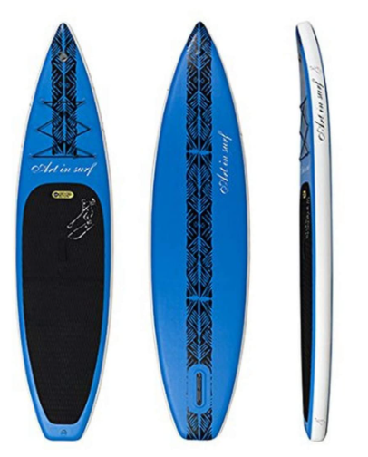 Art in Surf Insup Touring Paddle Board