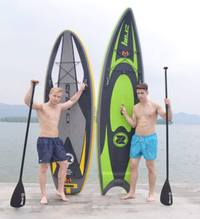 YADSHENG Inflatable Paddle Board Surfboard Hydro-Force