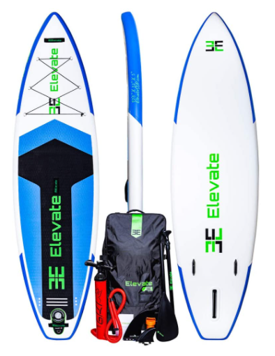 ElevateSUP Elevate All-Around Premium Inflatable Stand Up Paddleboard